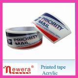 Acqua Base BOPP Adhesive Printed Tape con Logo