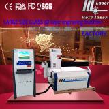 Décoration en verre de grande taille 2d 3D-HSGP machine à gravure laser (L)