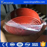 Втулка пожара шланга стеклоткани и силикона для высокотемпературного шланга