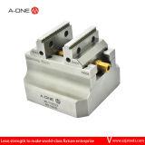 CNC 5 Axis Precision Adjustable Small Centralização Vice