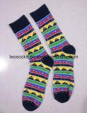 2016 heiße verkaufenArgyle Entwurfs-Mann-Kleid-Socken