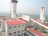 La estructura de acero de Planta de edificio industrial para la minería del oro