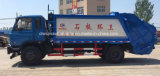 12 T 12 tonnes de compacteur d'ordures du camion 12 d'ordures de Cbm rassemblent et transportent le camion
