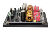 hoge Module van de AMPÈRE van D van de Klasse van het Gebied 4channel 1200W de Dubbele Tas5630
