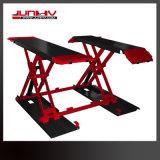 Mini beweglicher Familien-Gebrauch 3 T Scissor Auto-Aufzug für Verkauf