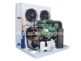 Cold Storage Refrigeration System/冷蔵室のための圧縮機Unit