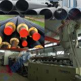 HDPEのPUの泡システムのための保護シェルの放出ライン