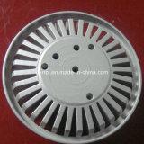 Housse en aluminium à haute pression à haute pression avec surface de peinture pour l'industrie de l'éclairage