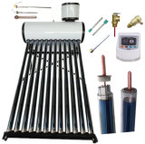 La presión de alta presión caloducto/tubo de vacío Sistema de Energía Solar colector solar Calentador de Agua
