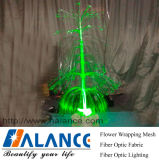 Holidays Decoration (OFT-001)のための視覚のFiber Christmas Tree