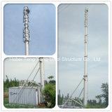 현대 디자인 선전용 커뮤니케이션 강철 관 원거리 통신 단 하나 관 탑