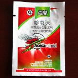 Schädlingsbekämpfungsmittel sackt Aluminiumfolie-Verpackungs-Beutel Acetamiprid Beutel ein