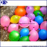 De aangepaste Ballon van het Water van het Latex van de Ballons van het Latex van 100% Natuurlijke