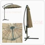 섬유 유리 거는 우산 10FT 정원 양산 옥외 정원 우산