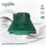 C130 Jaw Crusher Spares Cheek Plates