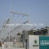 Subestação de energia elétrica Construção de aço