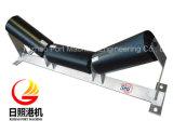El SPD Cema rodillo transportador de cinta transportadora, tensor, rodillo de acero, a través de Roller