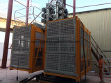Élévateur de construction de crémaillère et de pignon de série de Sc pour la construction et le Passingers