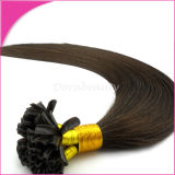 Шарик человеческих волос Remy микро- я наклоняю Pre-Обеспеченный облигациями выдвижение волос
