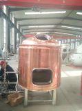 1000L casa cervecera, vapor Jacket Brew hervidor de agua