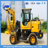 Machines de chantier Vibratory Hammer Excavator Hydraulic Pile Driver