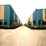 Struttura d'acciaio prefabbricata per l'applicazione industriale