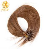 Бразильский U-Tip волосы Extensions 9 цвета Коричневый русых волос человека Prebonded Kertain продление 18-24 дюйма бесплатная доставка