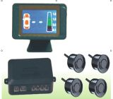 0.01m 주차 체계까지 LCD 디스플레이, 디지털 방식으로 파란 전시 및 정확한 탐지를 가진 주차 감지기