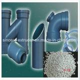 Máquina Ultra-Reservada del tubo del drenaje de tres de la capa PP de la coextrusión