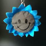 Sonnenschein-Lächeln-Sonnenblume-reflektierendes Sicherheits-Spielzeug für Förderung-Geschenk