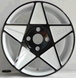 RIM de la roue 3sdm d'alliage de Hre de reproduction de véhicule