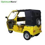 Triciclo 60V 48V 80ah della batteria di litio del risciò 1200W 850W
