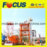 Planta de mezcla del asfalto 60t/H del precio bajo eficientemente para la construcción de carreteras