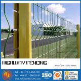 Enduit de haute qualité de l'autoroute de filets de clôture / Wire Mesh Fence