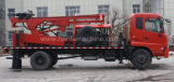 Hft220 montada en camión plataforma de perforación del pozo de agua