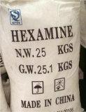 Numéro 100-97-0 de l'hexamine CAS d'approvisionnement de la Chine pour l'accélérateur en caoutchouc