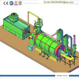 10ton Tire Recycling Machine a Oil High Oil Rate