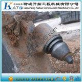 Punta di perforazione del fondo stradale del cemento di Tiped del carburo W6/22