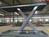 La CE aprobó los equipamientos de taller auto elevador de tijera de 3000kg.