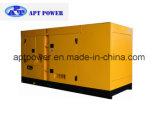 generatore di potere insonorizzato di 60Hz 113kVA alimentato dal motore diesel di Cummins