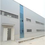 Construction de construction de structure métallique de modèle de Prefessional au Cap Vert
