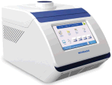 Machine d'extraction d'ADN et de RNA à base de biobase, instrument de PCR