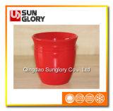 Flowerpot cerâmico vermelho de Gyp066