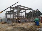 Casa de la casa del envase del panel de pared de emparedado de Heps/chalet prefabricados Villadom (XGZ-199)