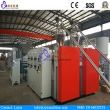 Машина PVC Электрический кабель Conduit двухтрубной производственная линия / Экструдер