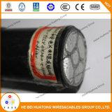 câbles 0.6/1kv électriques isolés par XLPE