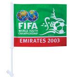 Bandeiras feitas sob encomenda relativas à promoção do carro do indicador da qualidade superior