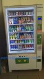 Máquina de venda automática automática multifuncional de maior capacidade para bebidas