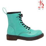 Madame en cuir Lace-up colorée Worker Boots (AB633) de cheville d'unité centrale