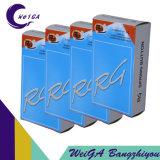 Curvatura indiana de empacotamento azul 0# da qualidade do tipo de Rg